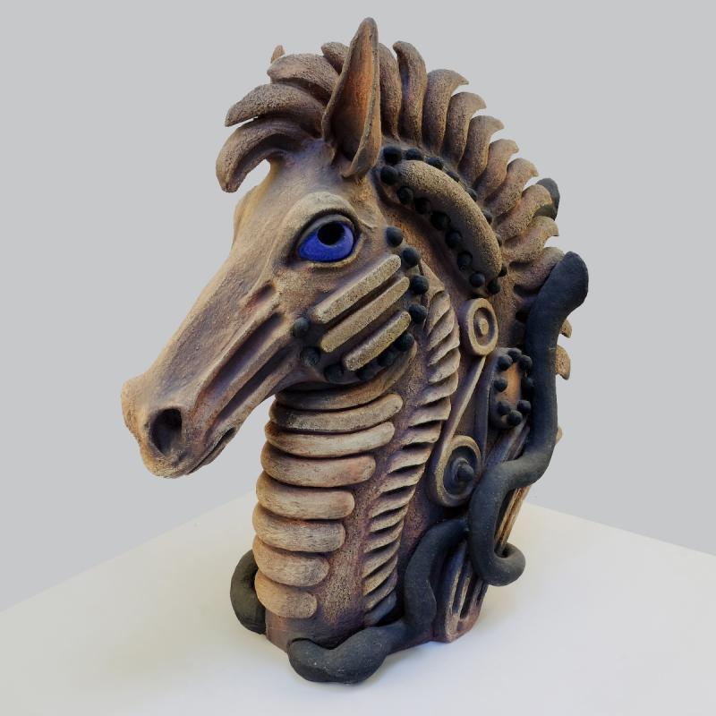 machine horse 4